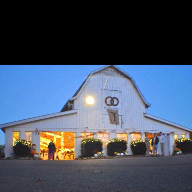 Beautiful event barn!