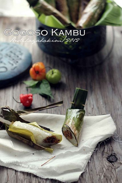 HESTI'S   KITCHEN : yummy for your tummy: Gogoso Kambu or Gogos..Special Food from Makassar, South Sulawesi