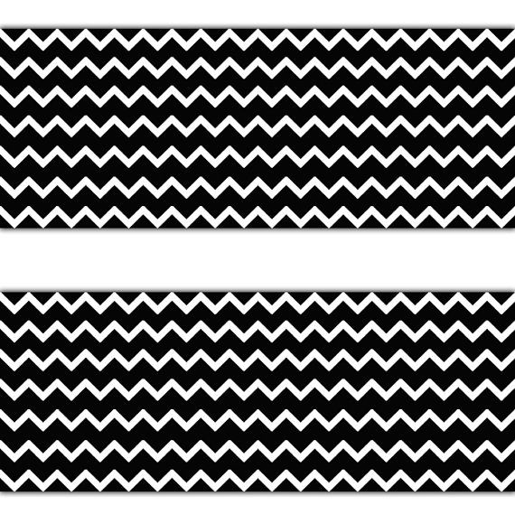 Black chevron wall decor : Images about teen wallpaper border decals on
