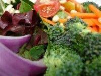 vegetais nas refeições diárias.