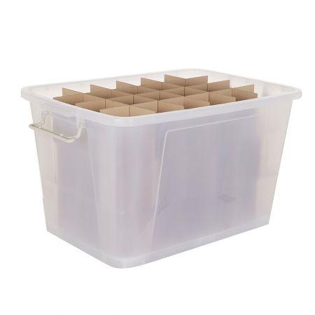 Howards Storage World | Howards 45 pocket insert for 50L tub