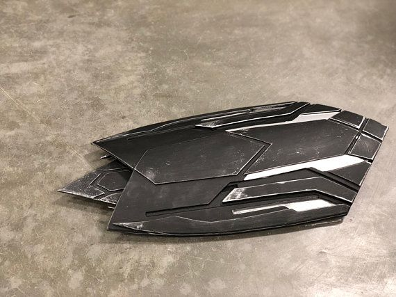 Marvel Infinity War Captain America Functional Wakanda Shield Etsy In 2021 Black Panther Marvel Marvel Infinity War Black Panther