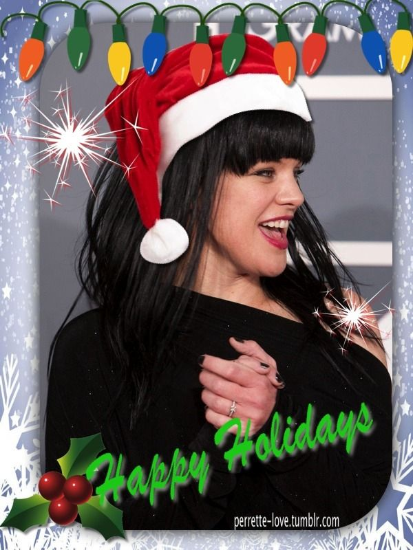 Ncis Christmas 2020 The Lovely Pauley Perrette in 2020 | Pauley perrette, Ncis abby