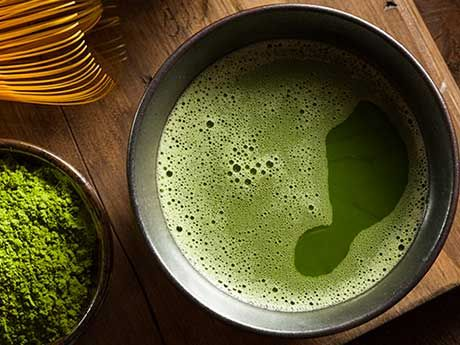 Matcha is the super drink popping up everywhere—and for good reason. Its many natural benefits will lead to a healthier you.
