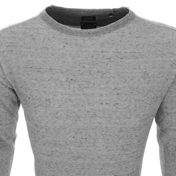 Diesel Jumpers and Zip Tops > Diesel S Erastos Sweatshirt Jumper Grey > Diesel Jumpers Jackets Diesel Sweatshirts Diesel Hoodys Diesel Cardigans Track Tops @ Mainline Menswear Stockists of All Diesel Mens Designer Clothes online UK