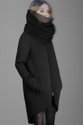 Minimal To FW 2014 - Coat OBSCURE – Scarf TITAN