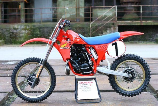 RC250M 1982 – Donnie Hanson