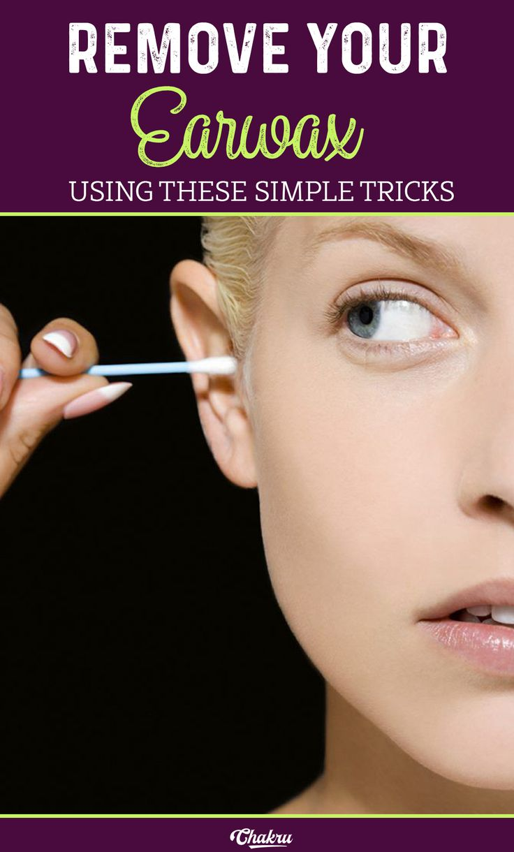 Earwax Best Home Remedies and How to Prevent it Skin