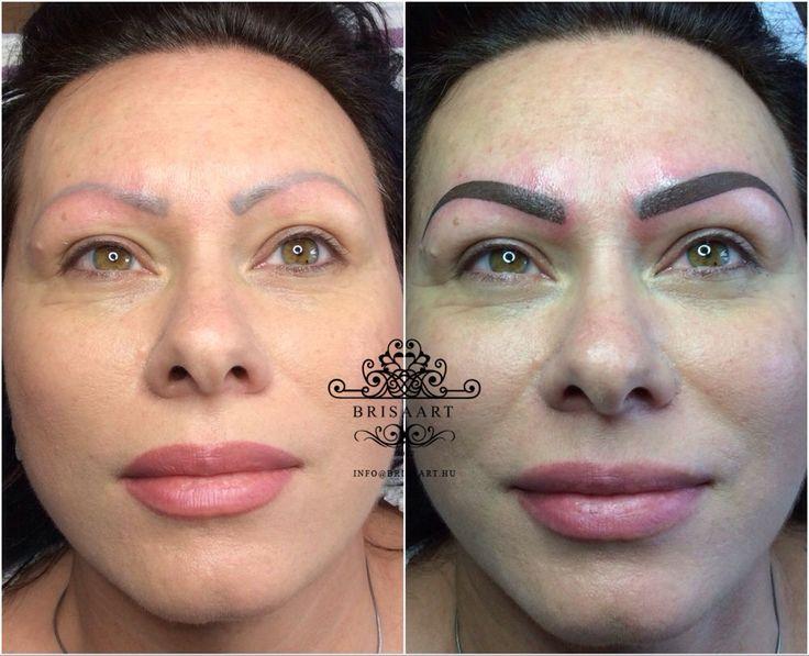 Mixing technic•Stardust&Shaded•permanentmakeup•eyebrow•beautyful