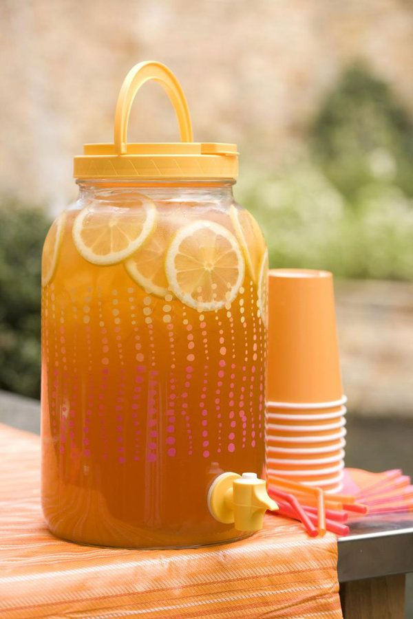 Mix three Southern favorites― bourbon, sweet tea, and lemonade―for a Spiked Arnold Palmer. Recipe: Spiked Arnold Palmer