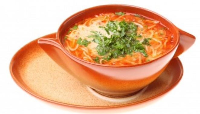Cream of tomato soup recipe | Healthy recipes | Pinterest