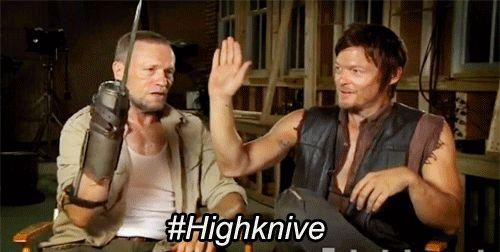Como acabar com os zumbis em The Walking Dead