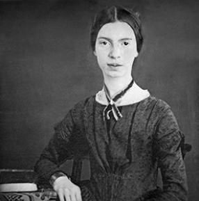 """BASIC (grade 12): A link to the biography of Emily Dickinson, author of the poems """"I Dwell in Possibility"""" and """"Tell All the Truth but Tell It Slant."""""""