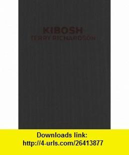 PDF RICHARDSON KIBOSH TERRY