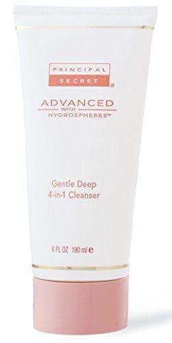 Principal Secret Advanced Gentle Deep 4-in-1 Cleanser, 6 Ounces