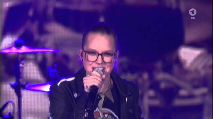 Stefanie Heinzmann-In the End Live (24.05.2015-Das Erste)
