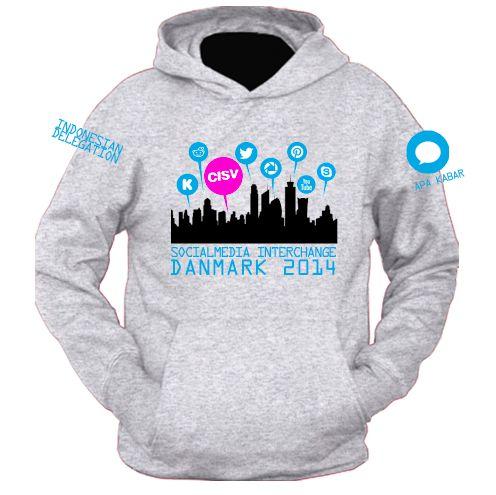design hoodie for Danmark 2014