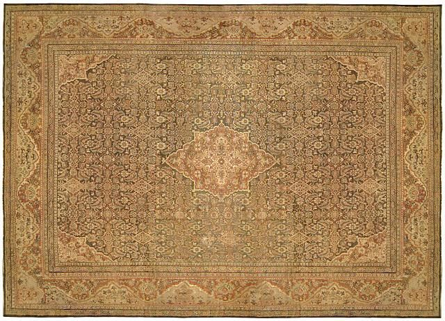 Persian Geometric 15 7 X 12 0 Antique Persian Sultanabad At Persian Gallery New York Antique Decorative Carpe Geometric Rug Classic Carpets Antique Rugs