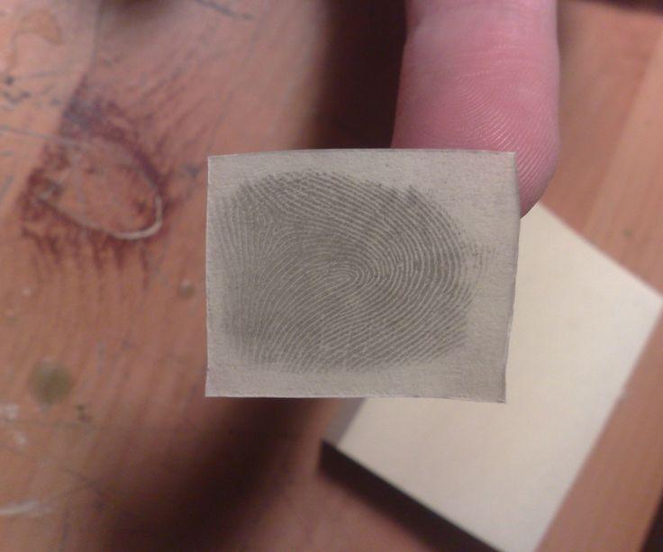 Get your fingerprint