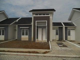 Rumah dijual di Jonggol, Bogor