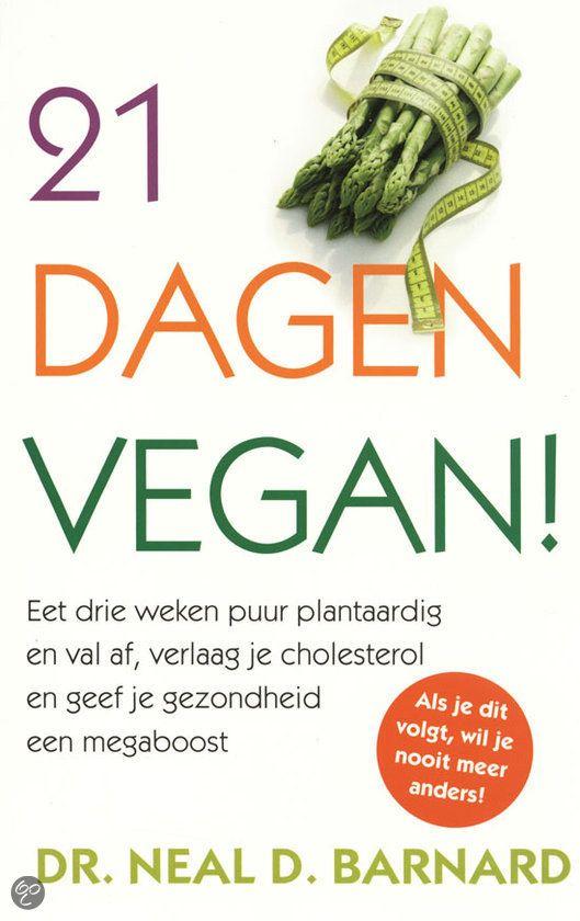 Dr. Neal Barnard - 21 dagen vegan!