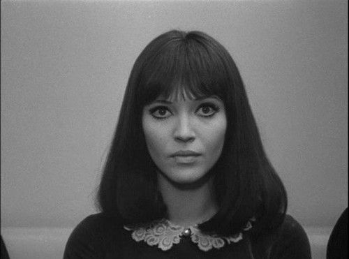 French New Wave muse Anna Karina