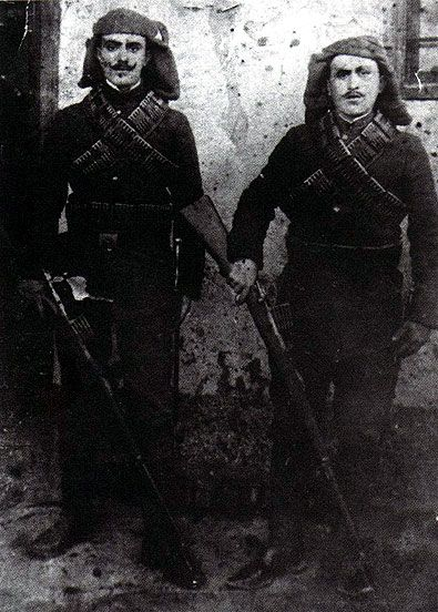FREEDOM FIGHTERS OF TOPTSAM