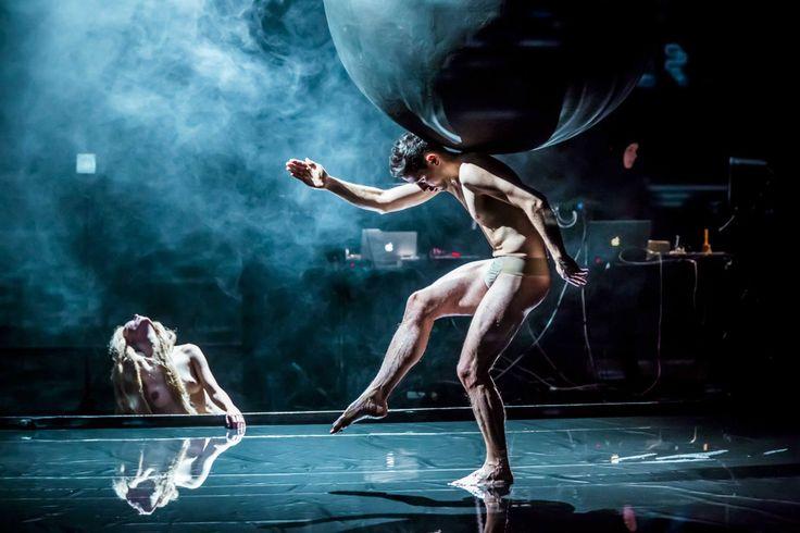 'Zwycięstwo nad słońcem' - Teatr Wielki Opera Narodowa, Fot. Krzysztof Bieliński