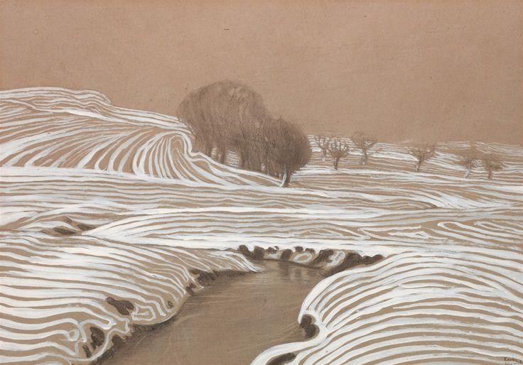 1910-again:  Frantisek Kavan, Melting 1899