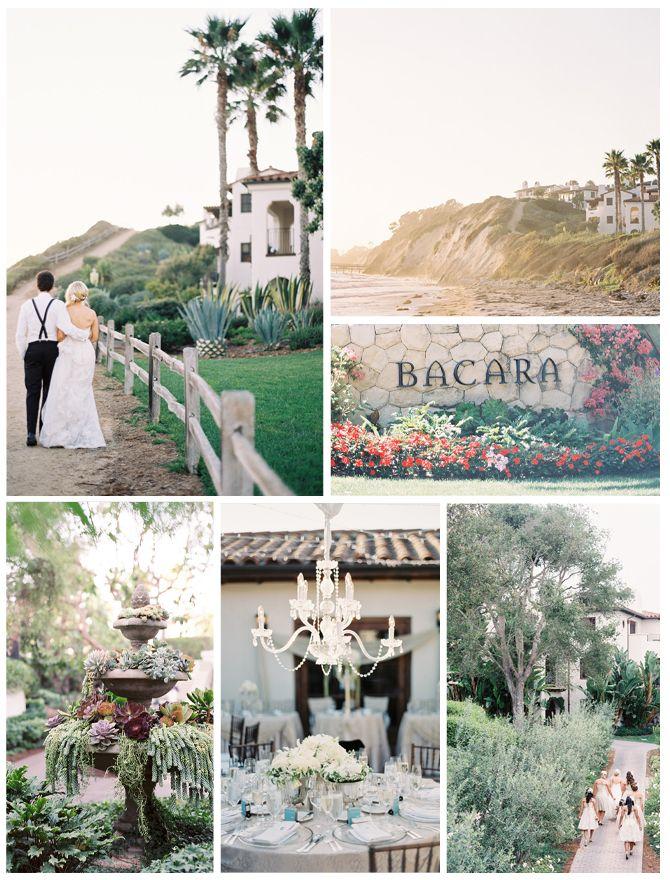 International Love at the Bacara Resort & Spa   Santa Barbara Weddings