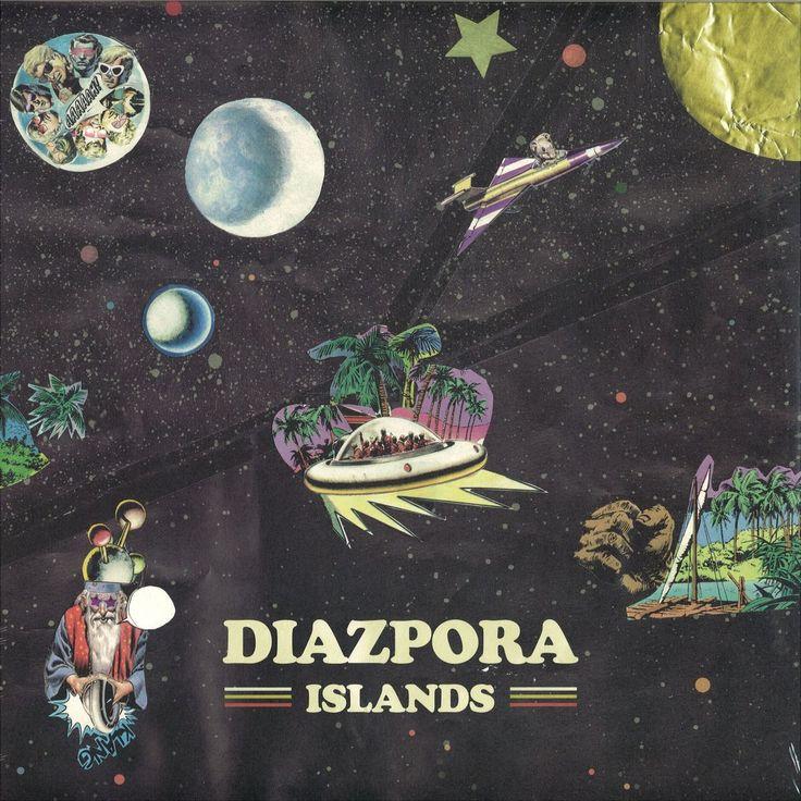 Diazpora – Islands (2xLP)