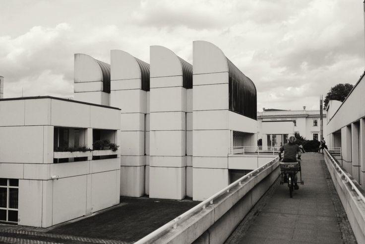 #bauhausarchiv #berlin #bauhaus #architecture #vscocam