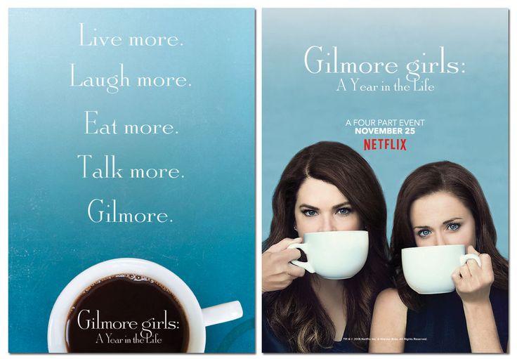 2016 GILMORE GIRLS Netflix Season 8  Revival - PROMO Trading Card - Lorelei Rory