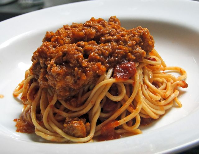 Ragu Bolognese (molho bolonhesa)   Gastrolândia – por Ailin Aleixo