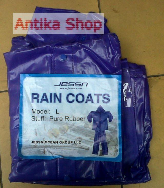 Jas Hujan Anti Badai !!!