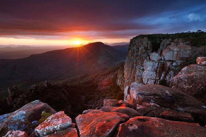 Valley of Desolation, Graaff-Reinet, Eastern Cape, South Africa #travel #accommodation #Camdeboo    http://www.camdeboocottages.co.za/index.php/visit-the-valley-of-desolation