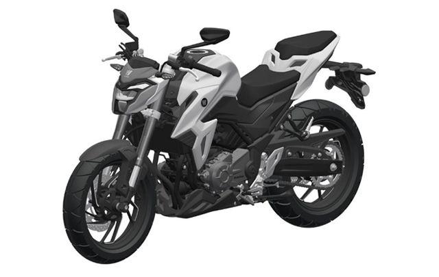 Ini Tampang Motor Baru Suzuki Tantang Yamaha Mt 25 Dan Kawasaki Z250 More Info Www Otoblitz Net Suzuki Suzukigsx Suzukigsxs300 Hj300a Haojue Mobil Motor