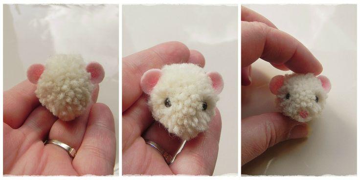 Pom Pom mouse