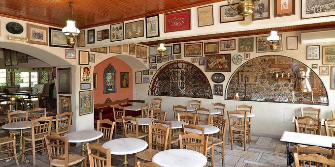 Έξοδος   12 αθηναϊκά καφενεία για ελληνικό καφέ στη λιακάδα