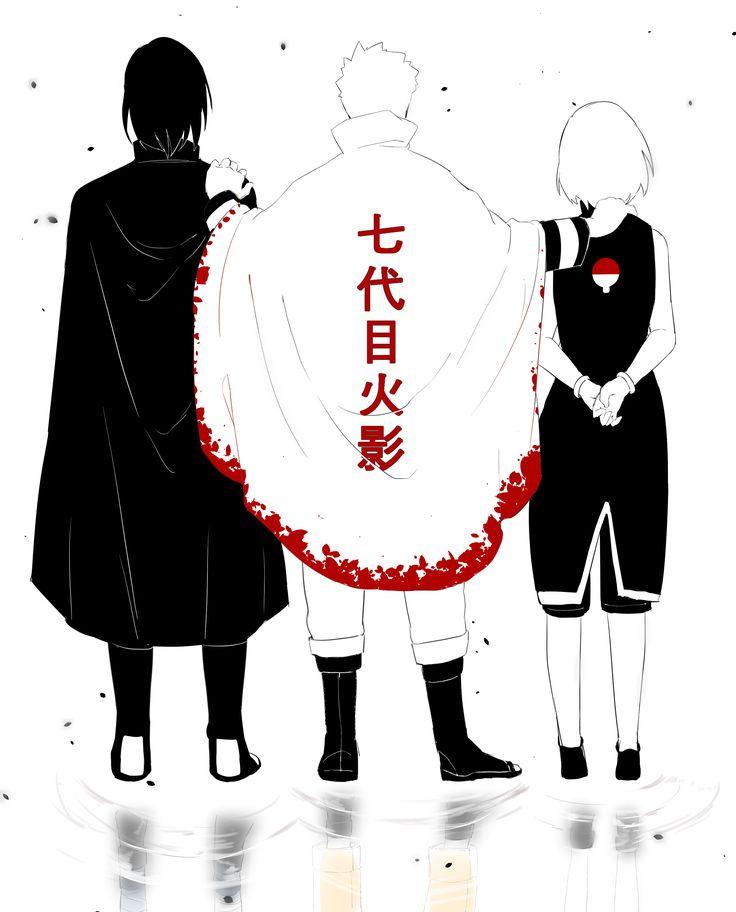 Tags: Fanart, NARUTO, Haruno Sakura, Uzumaki Naruto, Uchiha Sasuke, Pixiv, Team 7, PNG Conversion, Fanart From Pixiv, Pixiv Id 11249559