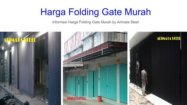 14 best Folding Gate Di Indonesia images on Pinterest | Bricolage ...