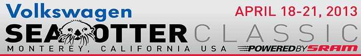 Sea Otter Classic - April 18-21, 2013 - Monterey, California, USA (Powered by SRAM)