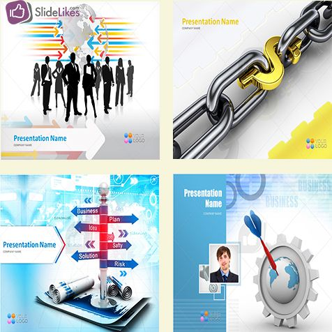 21 best free powerpoint templates images on pinterest | business, Presentation templates