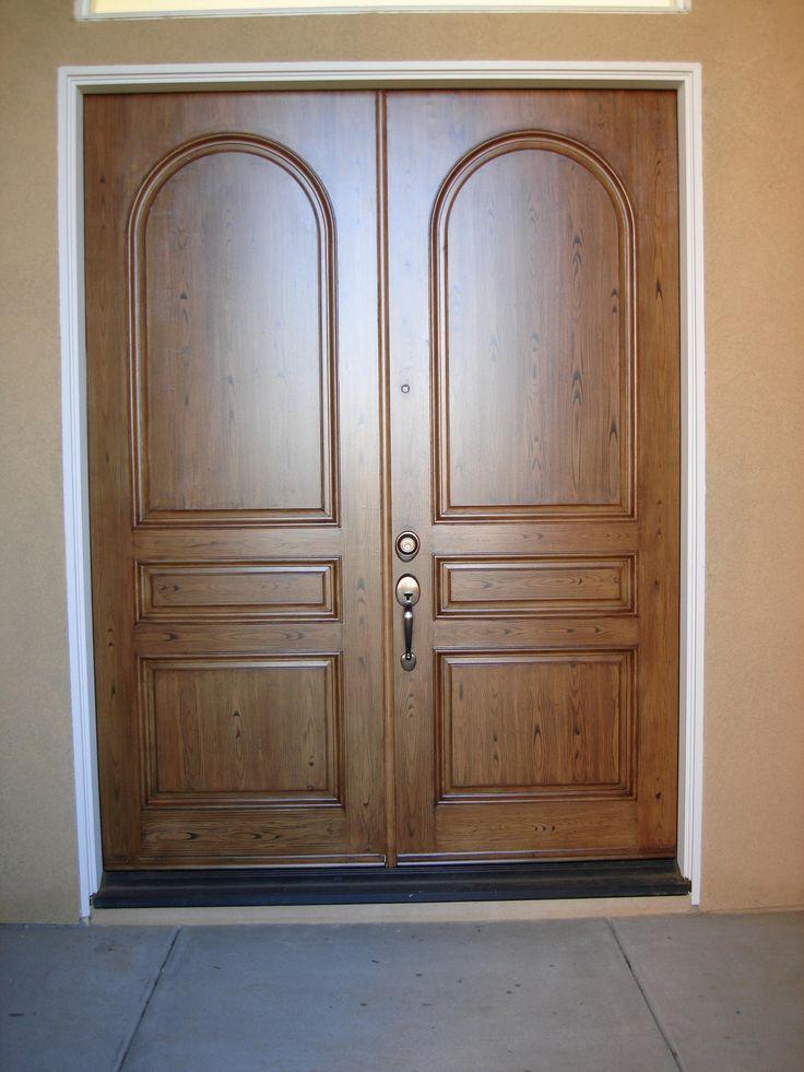 Entry Door Double Lock