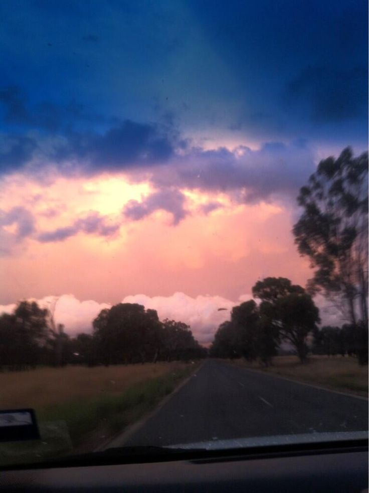 Sunset at Glenrowan, Victoria  Submitted by: fancy_nancye:   21/03/2013