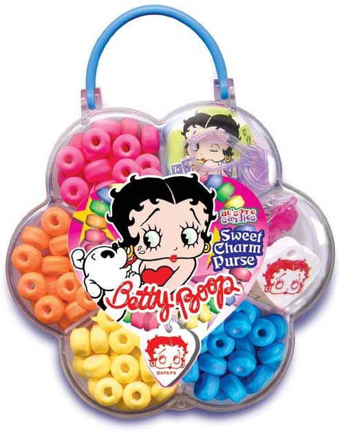 Betty Boop Sweet Charm Purse (Piece)