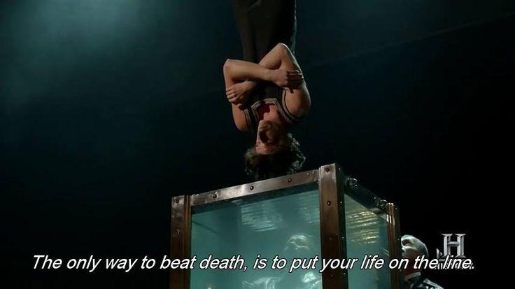 Houdini Miniseries 1x01