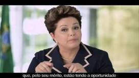 Pronunciamento de fim de ano da presidenta Dilma Rousseff