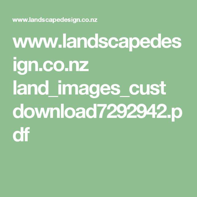 wwwlandscapedesignconz land_images_cust download7292942pdf - Deckideen Nz
