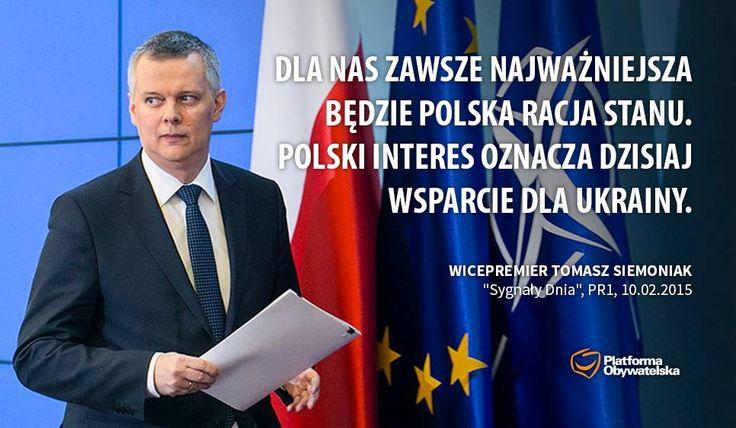 Stabilne i przyjazne sąsiedztwo to jeden z fundamentów bezpieczeństwa. Dlatego wspieranie Ukrainy to polska racja stanu.
